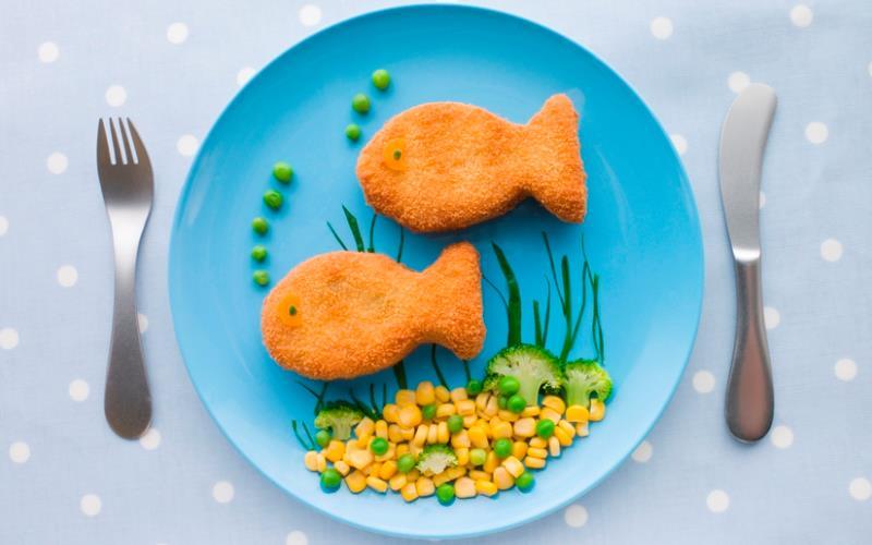 рыбные блюда для малышей список
