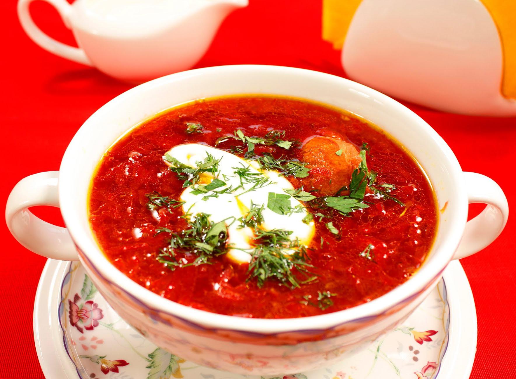 приготовление вкусных супов рецепты